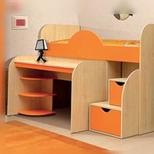 Кровать Чердак N1-22
